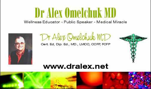 Alex Business Card